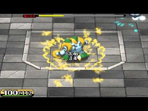 ★Pokemon Ranger Guardian Signs Boss Walkthrough [Boss #14] Regigigas★