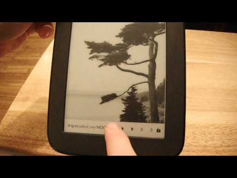 Nook Simple Touch Sleep VS Power Off