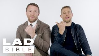 Download Guy Ritchie Reveals His Next Cockney Gangster Film Idea To King Arthur Star Charlie Hunnam Video