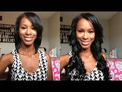 Quick & Easy: How to Clip Hair Extensions into Short Hair