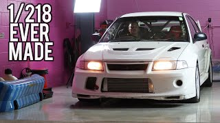 My New Evo Race Car! (EXTREMELY RARE)