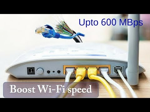 How To Speed Up Your Internet Speed 1000x Faster - Tej Internet Kaise Chalaye