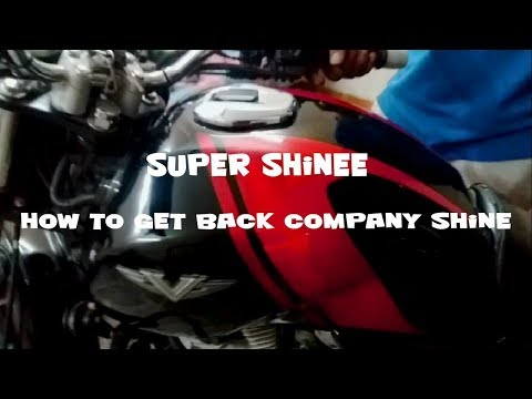 Get Shine Back, like a New Vehicle. USING?? (HINDI)