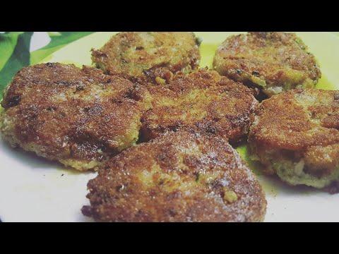 Chicken Onion Cutlets/ Ramzan Special