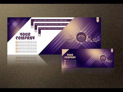 Luxury Banner Design in CorelDraw x7 Tutorial # 9 with AS GRAPHICS
