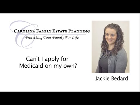 Apply for Medicaid | Cary NC | Carolina Family Estate Planning