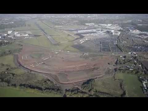 Birmingham Airport Runway Extension