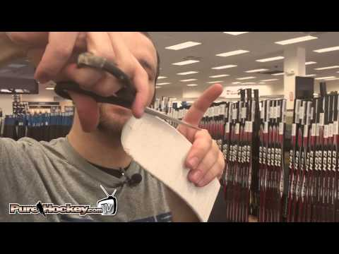 Taping The Blade of Your Hockey Stick