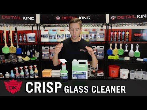 Crisp Glass Cleaner