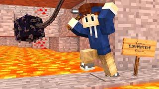 FALLEN Die Jedem SPIELER Angst Machen - Minecraft spieler fallen