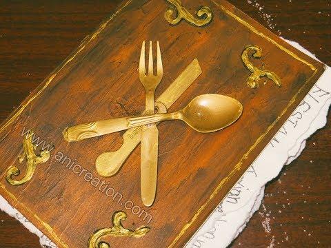 DIY Just Add Magic Cookbook