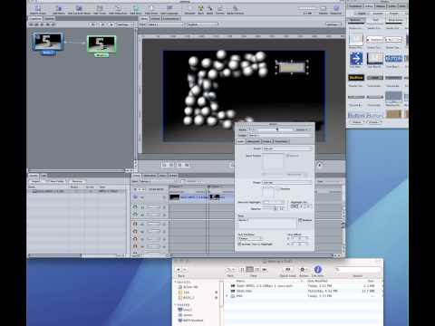 How To Use Apple DVD Studio Pro to create a DVD