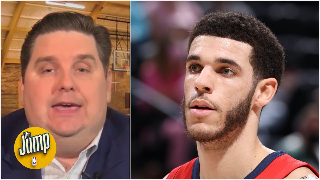 Brian Windhorst explains why Lonzo Ball could be traded | The Jump