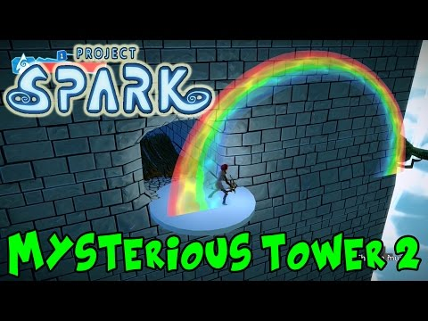 Project Spark   Mysterious Tower 2 (I'm Scared)   Xbox One Gameplay Part 70