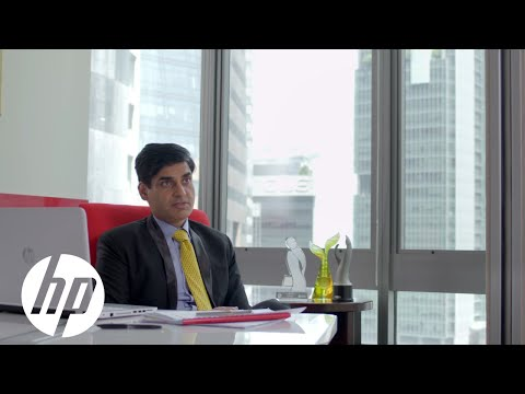 Customer Testimonial at ITCan, Singapore | HP PageWide | HP