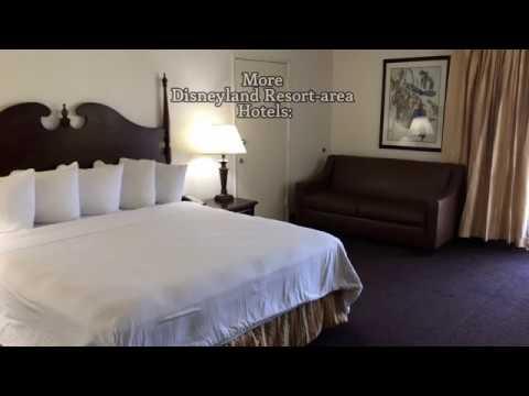 The Anaheim Hotel Room Tour (Disneyland Resort Area Hotel)
