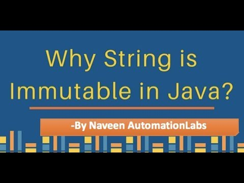Why String is Immutable and Final in Java?
