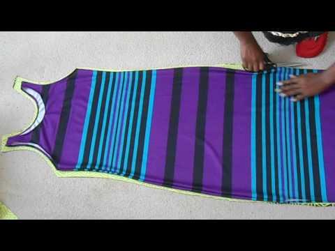 DIY Maxi dress on a budget under £5