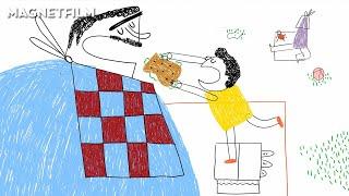 Flipped | Animated short film by Hend & Lamiaa