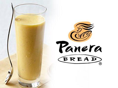 How to make Panera Bread's Coconut Mango Smoothie Recipe