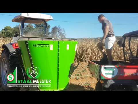 Soilmaster 2m³ Vertical Feed Mixer