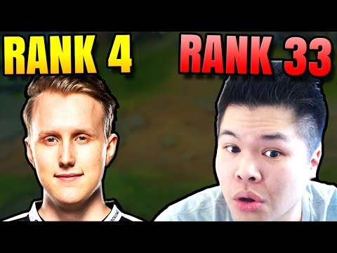THIS RANK 4 TSM PLAYER IS JUST TOO POWERFUL.. WHAT MAKE'S HIM SO GOOD??? - Challenger to RANK 1