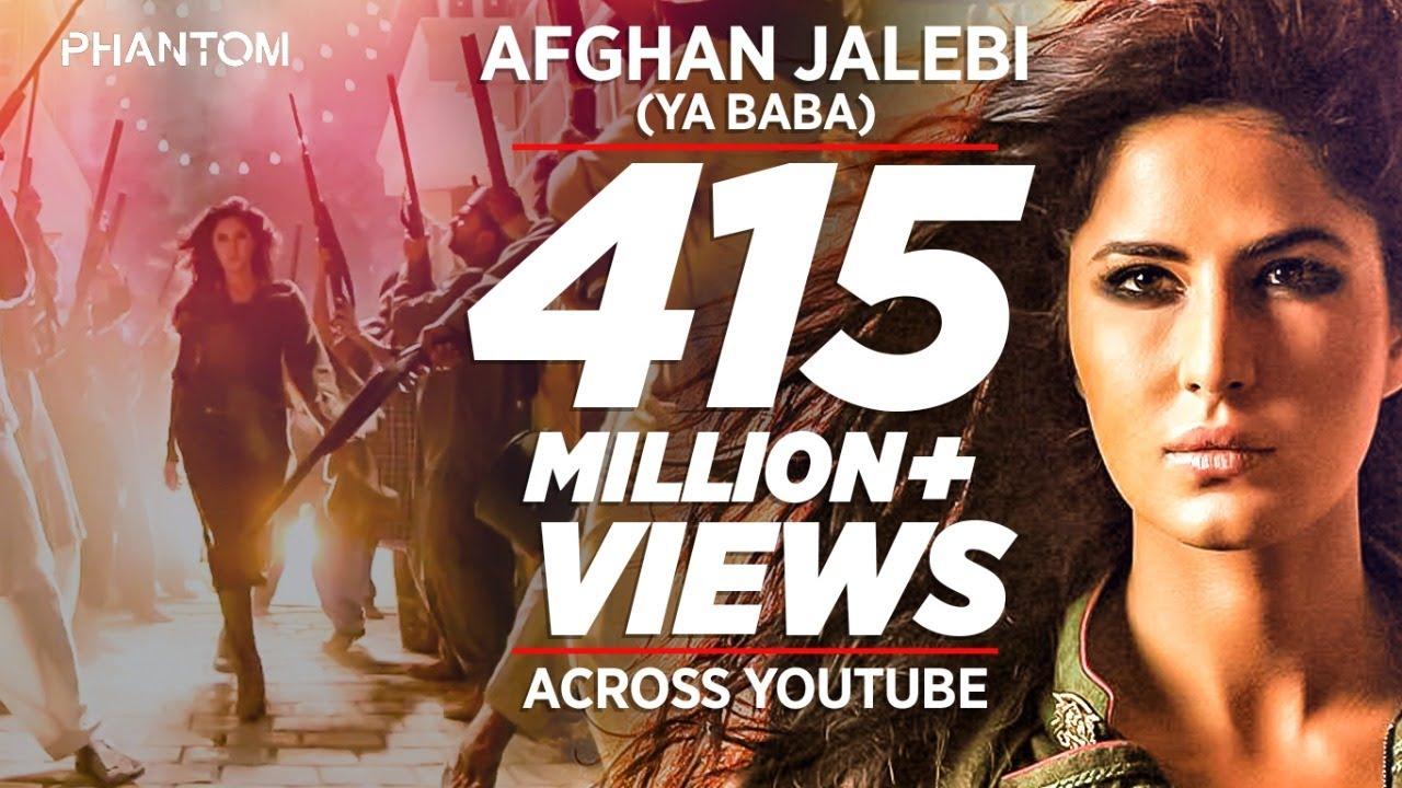Download Afghan Jalebi (Ya Baba) VIDEO Song   Phantom   Saif Ali Khan, Katrina Kaif   T-Series MP3 Gratis