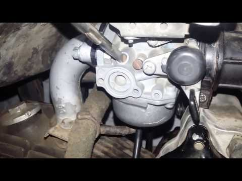 How to adjust and tune carburetor of Hero motorcycles.