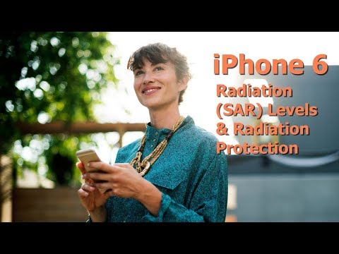 iPhone 6 Radiation (SAR) Level & Protection Solutions