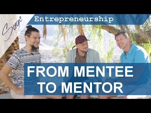 The Power of A Mentor - 3 Generations of Mentorship Talk