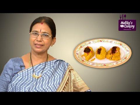 Milagai Bajji Recipe | Mallika Badrinath | Yummy Tea Time Snack