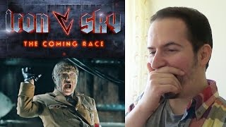 IRON SKY: THE COMING RACE - Official Teaser Trailer REACTION & REVIEW