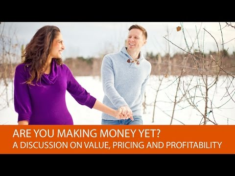 How to Make Money From Your Photography Business