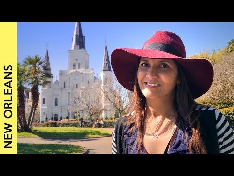Walking tour NEW ORLEANS! French Quarter vlog