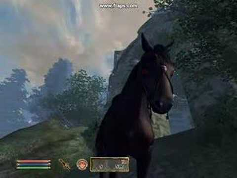 Oblivion Pro Death Horse Thing =D