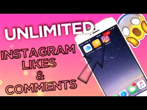 How To Get THOUSANDS Of LIKE & COMMENTS On Instagram! 100 Likes in 5 Seconds! 100%