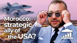 Morocco: the new strategic alliance with the USA (a threat to Europe?) - VisualPolitik EN