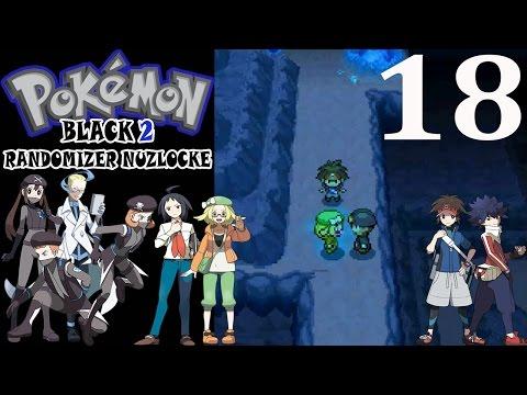 Pokemon Black 2 Randomizer Nuzlocke EP18 - Blocked In Chargestone Cave