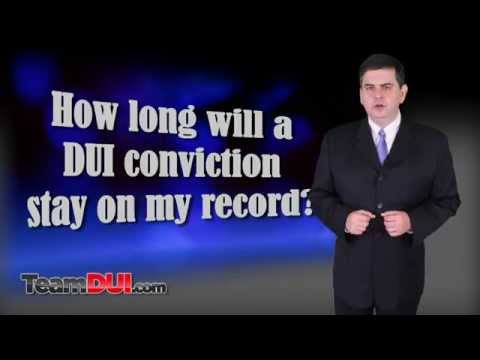 How long does a DUI stay on your record|DUI criminal record|GA DUI lawyer|North GA Attorney