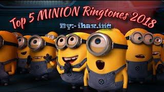 minion ringtones download