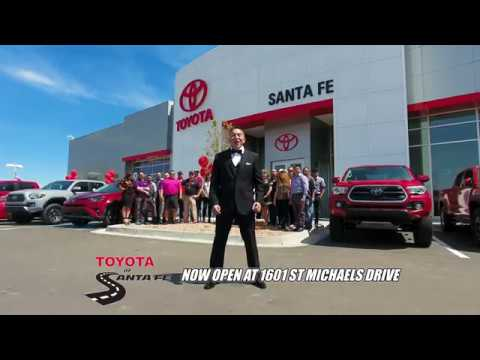 Grand Opening Event 15 Starts Today  Toyota of Santa Fe | New Mexico Toyota Dealer