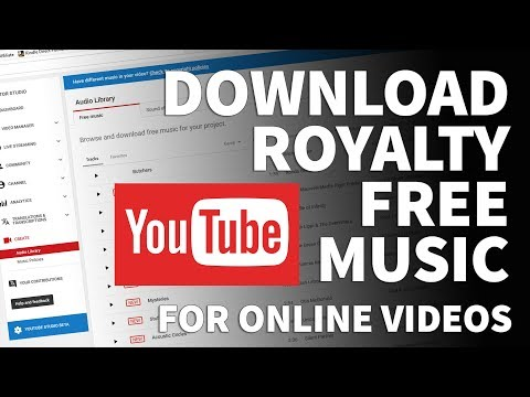 Royalty Free Music for YouTube Videos – Copyright Free Background Music Library for Download