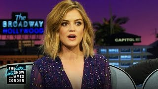 How Lucy Hale Wants Pretty Little Liars To End