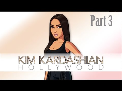 BOUGHT ME A PRIVATE JET | Kim Kardashian: Hollywood Walkthrough Part 3