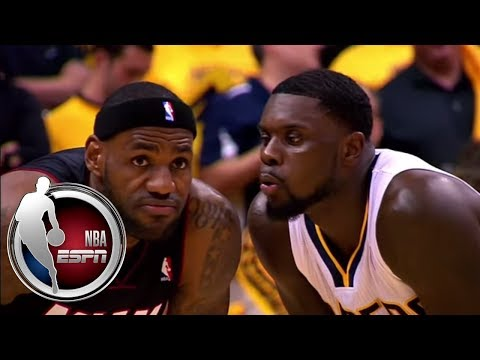 Lance Stephenson and LeBron James meet again | ESPN
