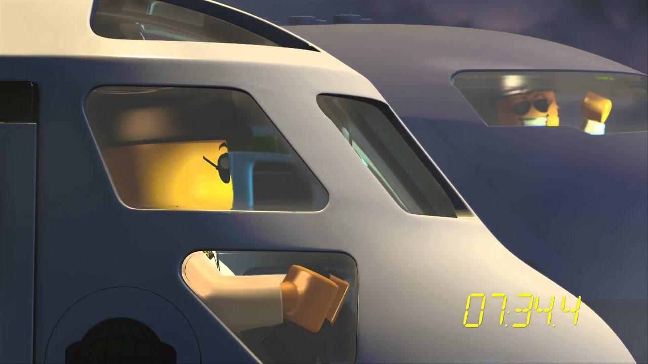 LEGO® CITY, Αεροδρόμιο!