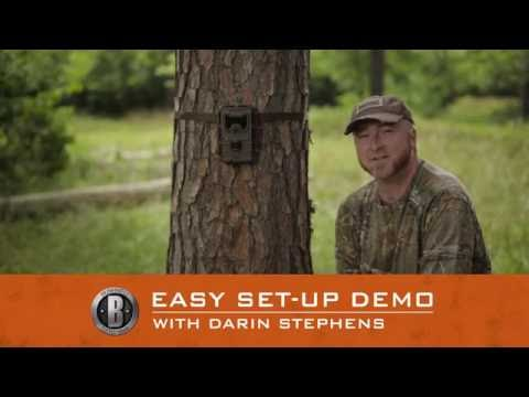Bushnell HD Wireless Trail Camera Made Simple