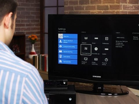 CNET How To - Configure your TV and cable box settings on the Xbox One
