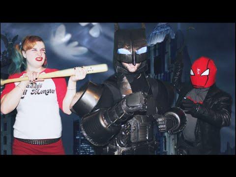 Make Your Own Batman Mecha Armor Suit! REVIEW!