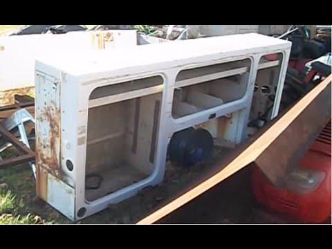 Service trailer project